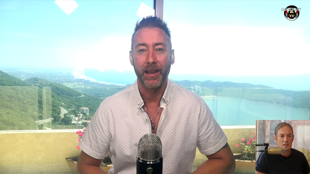 Jeff Berwick and Richard Sacks