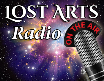 Lost Arts Radio Shows Vol. 1-3 (3 DVDs or USB Flash Drive)